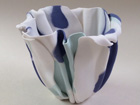 Bone China Folded Form (h11 x w13)