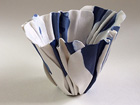 Porcelain Folded Form (h13 x w15)